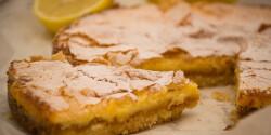 Dupla-citromos torta