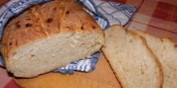 Limara pirított hagymás kenyere- Hagymás kenyér 2.
