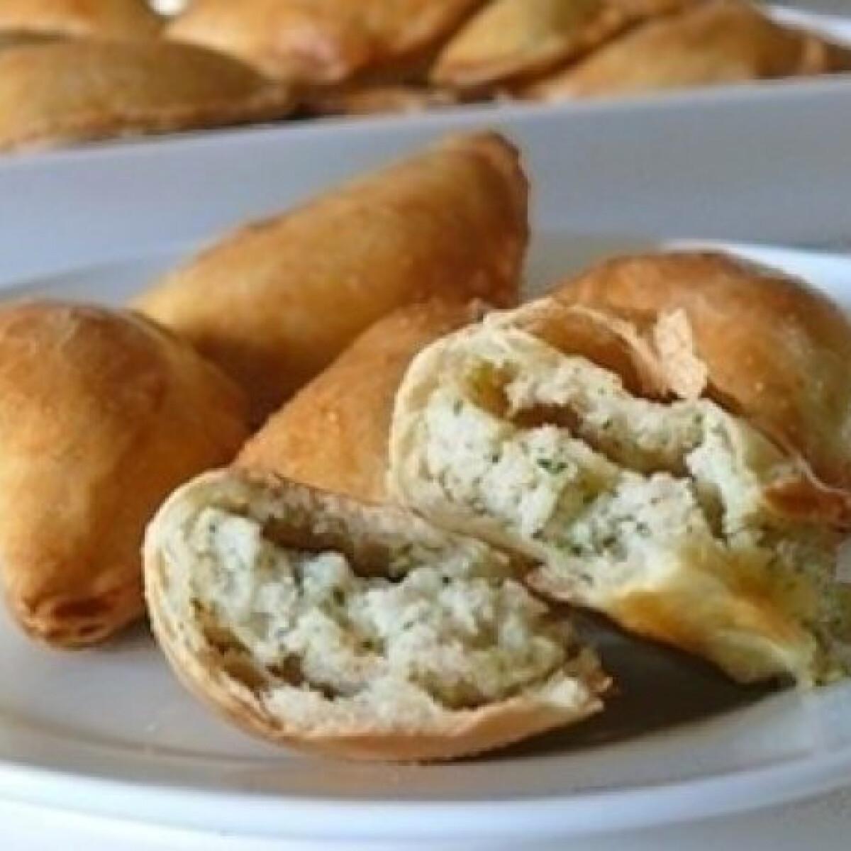 Ezen a képen: Koktélrákos empanadas