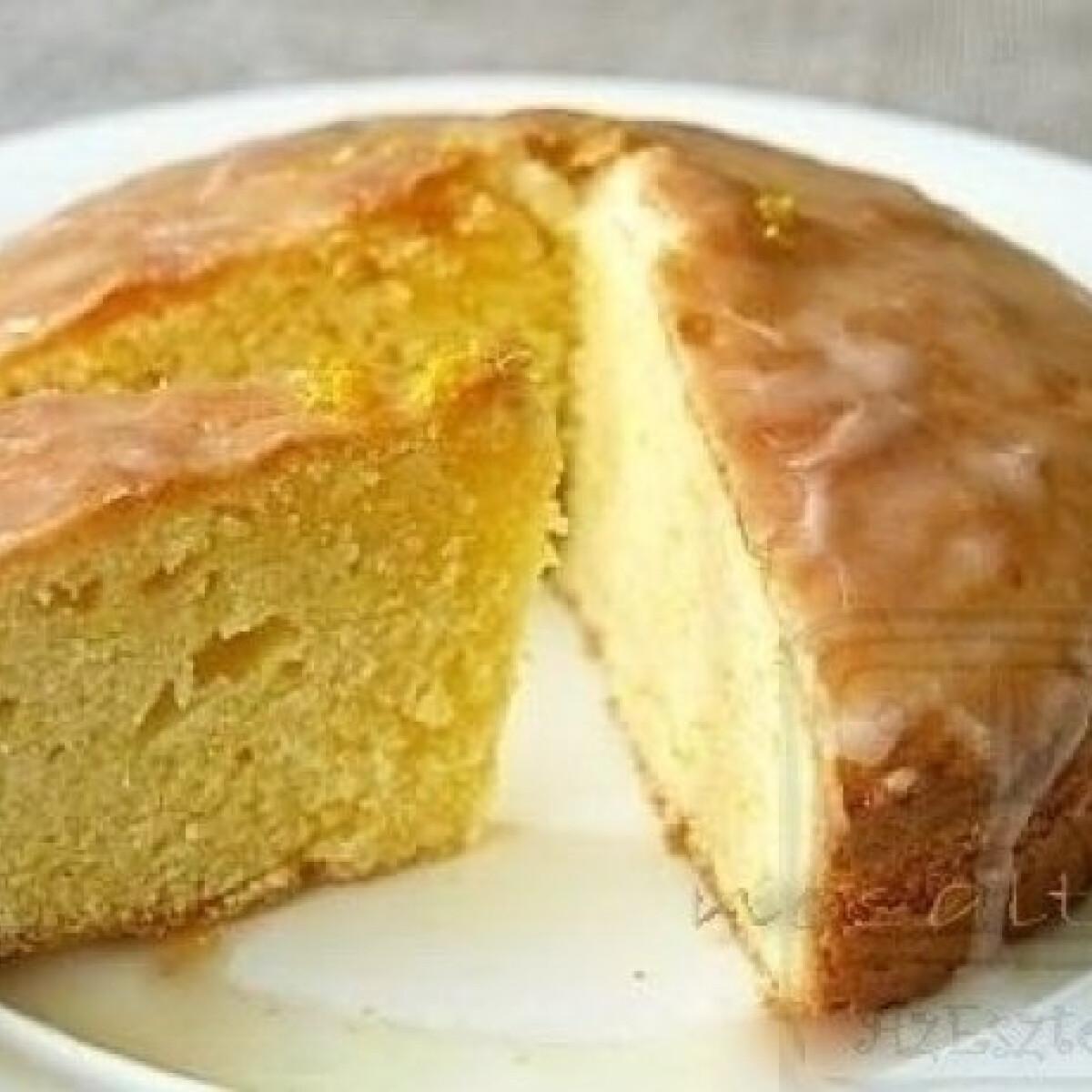 Tavaszhozó Borbála-sütemény