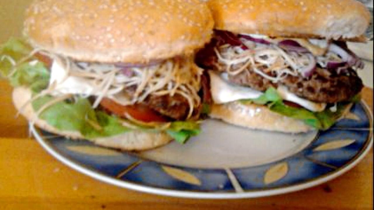 Hamburger háziasan
