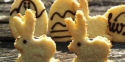 Húsvéti vendégváró keksz
