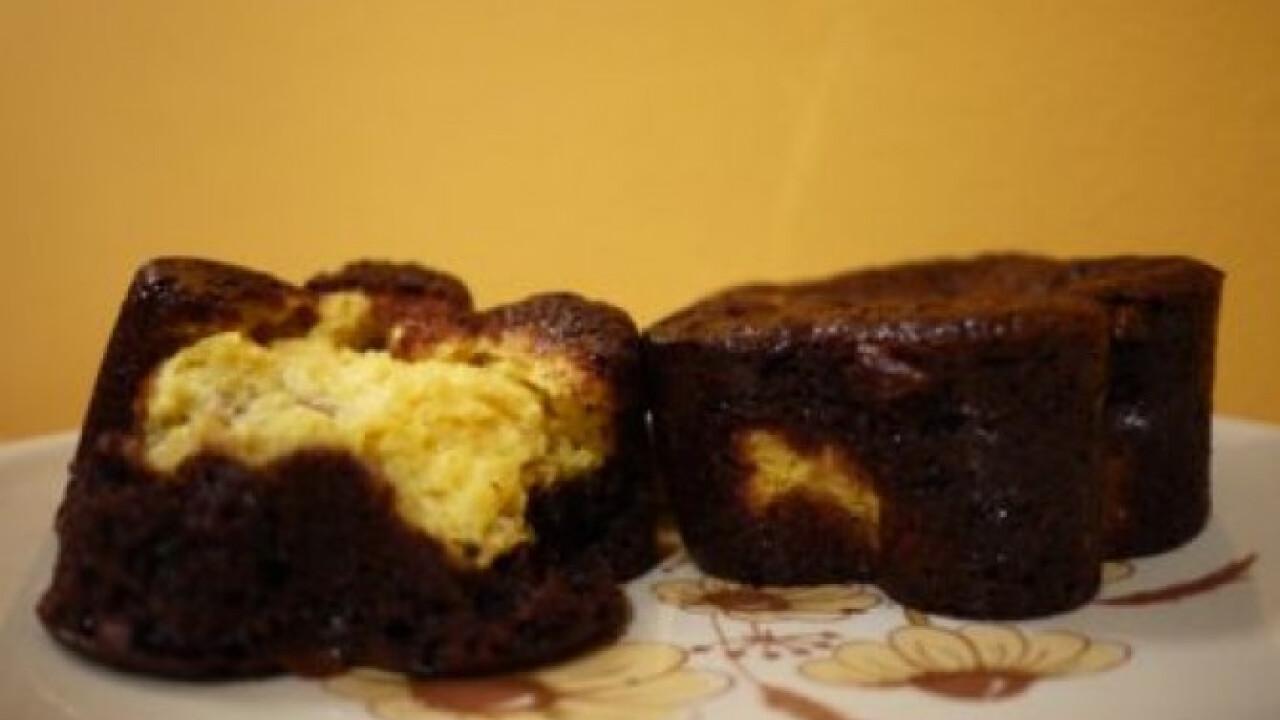 Trópusi muffin