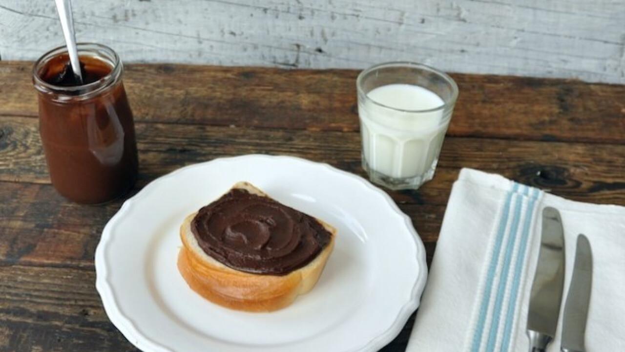 Házi nutella Gréti konyhájából