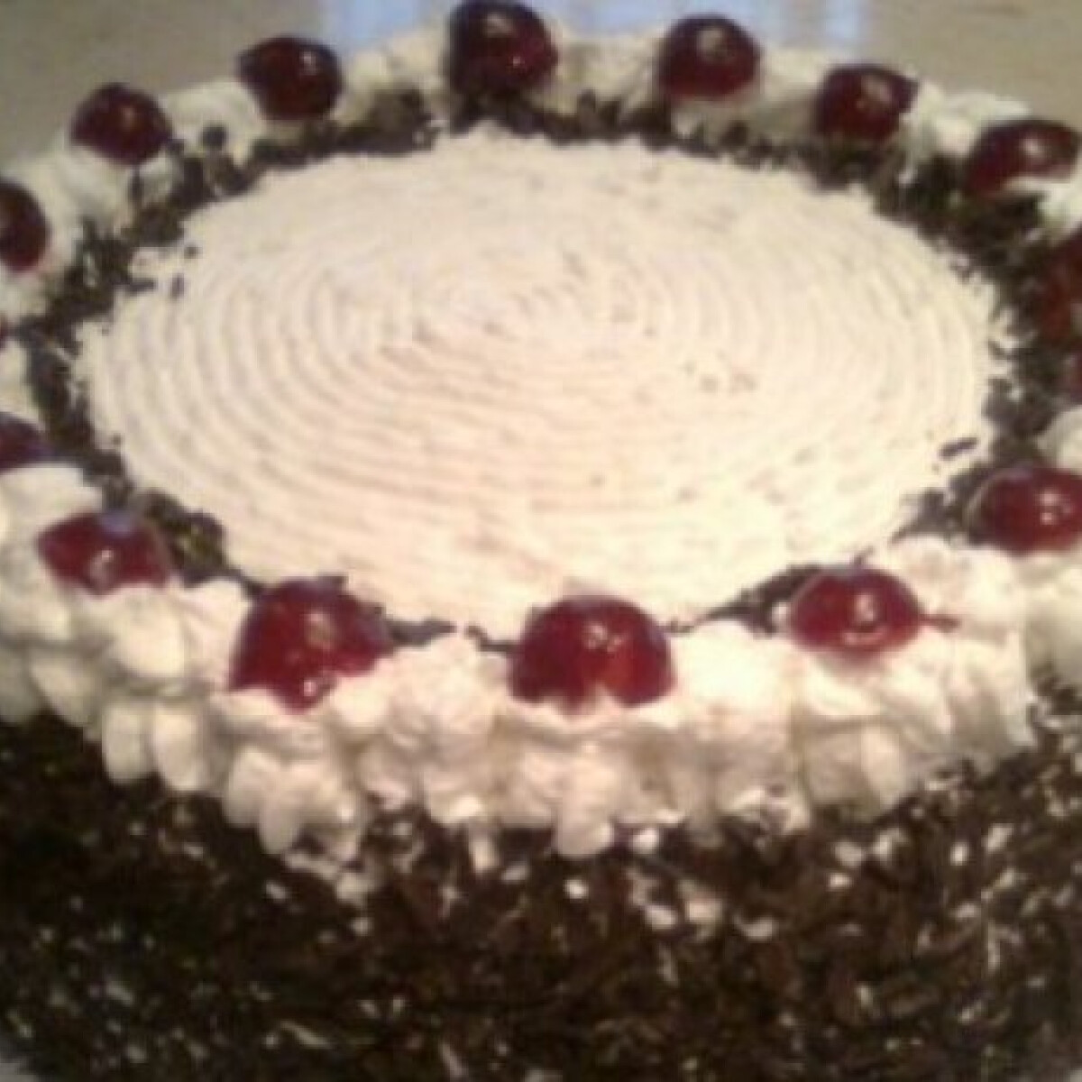 Ezen a képen: Feketeerdő torta 13.