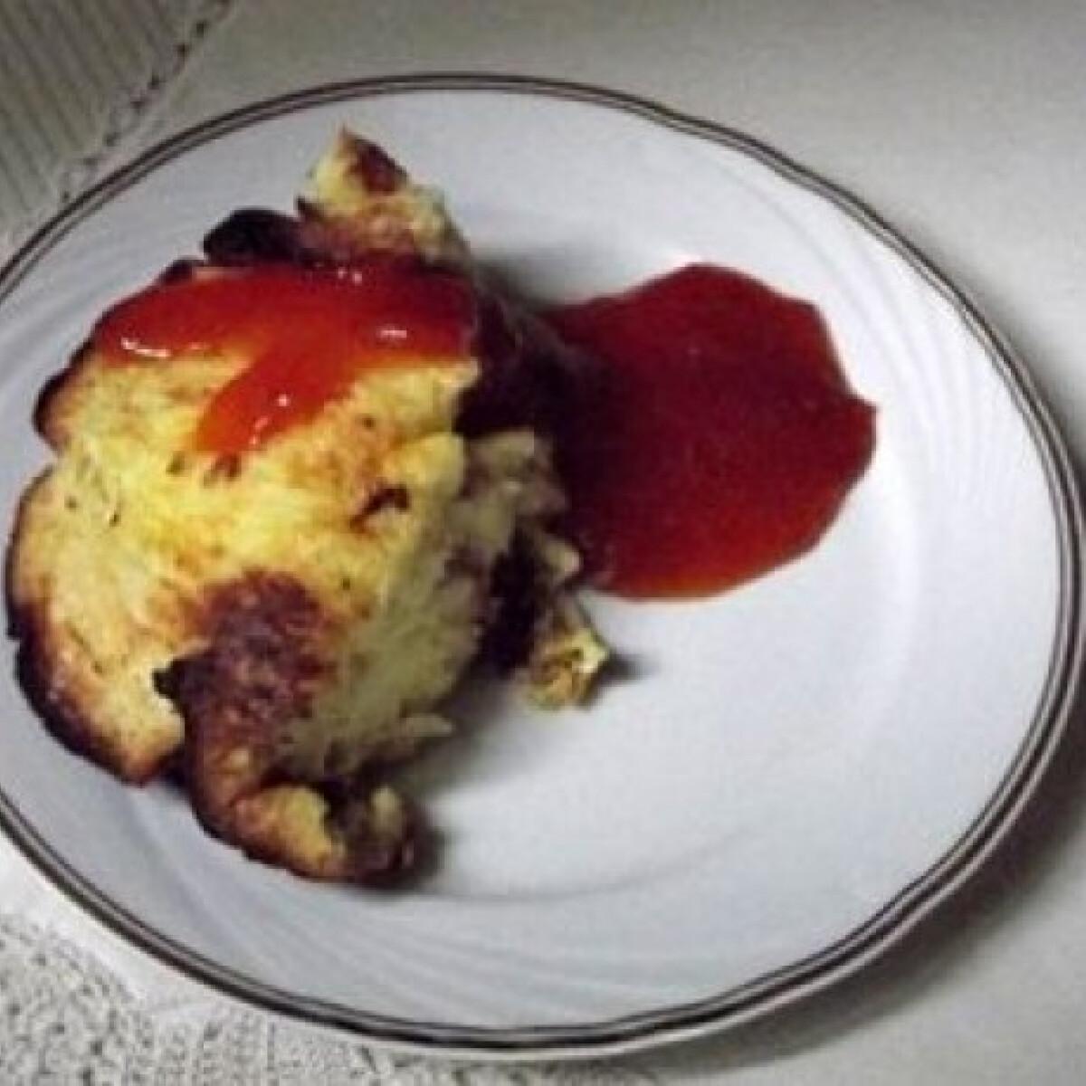 Kalácsfelfújt bellatorta konyhájából