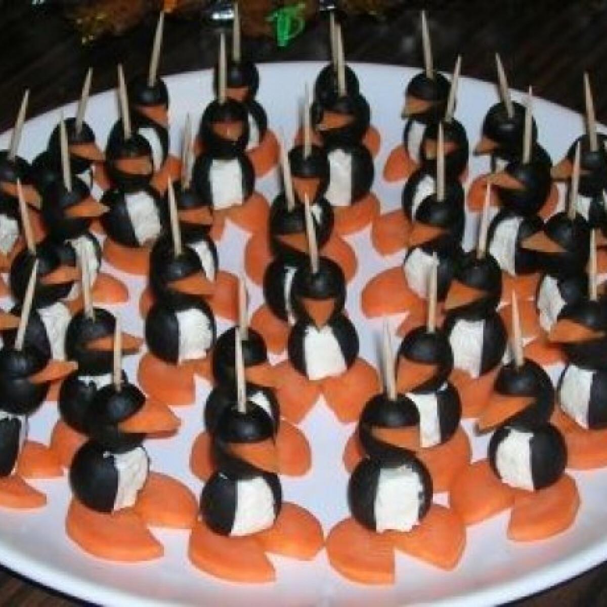 Ezen a képen: Pingvin hadsereg