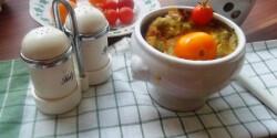 Tejszínes currys cukkinikrémleves bruschettával