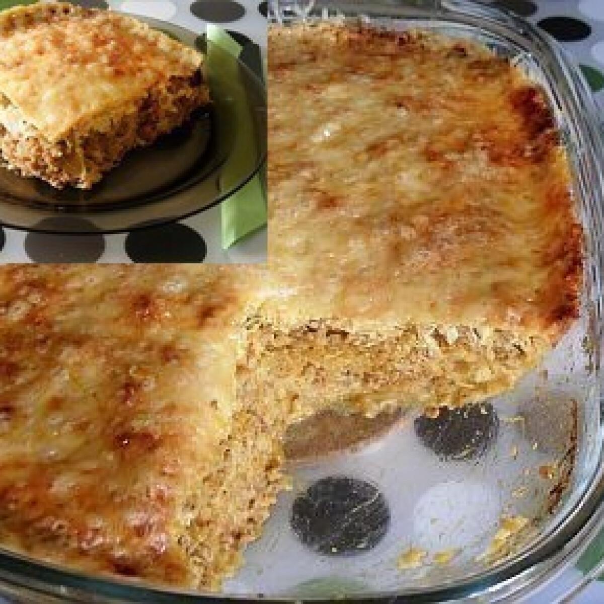 Rakott savanyú káposzta 7. - barna rizzsel