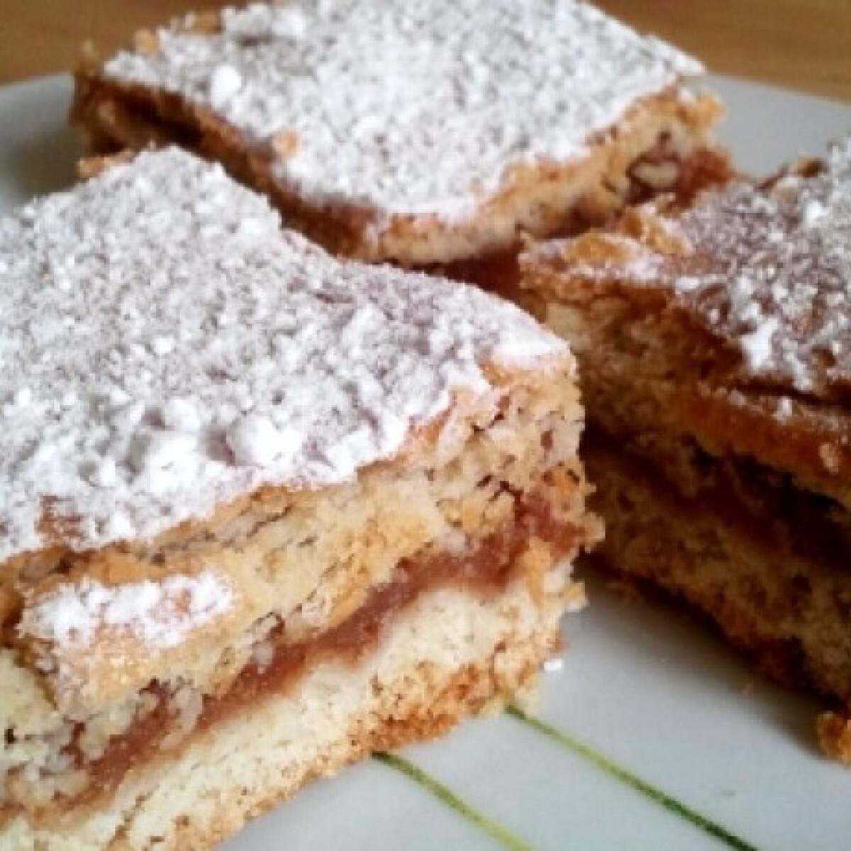 Omlós almás pite Baklavaria módra