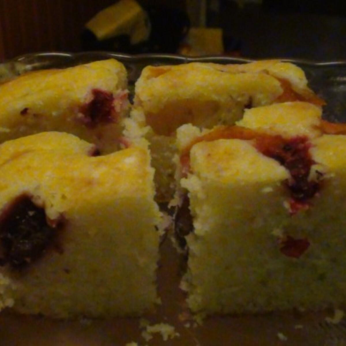 Kevert sütemény