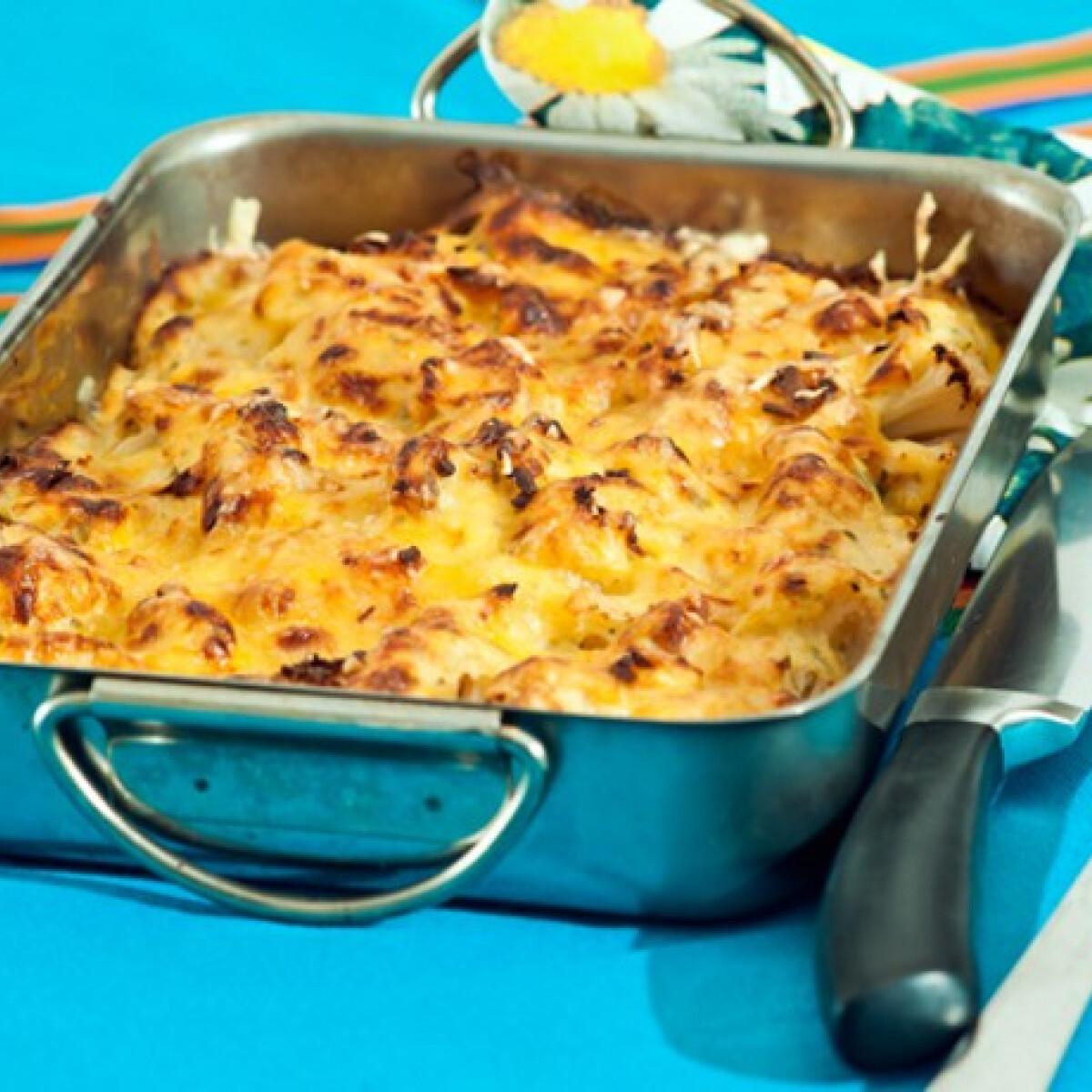 Sajtos karfiol Tomatotree konyhájából