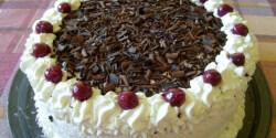 Feketeerdő torta Suzie Babától