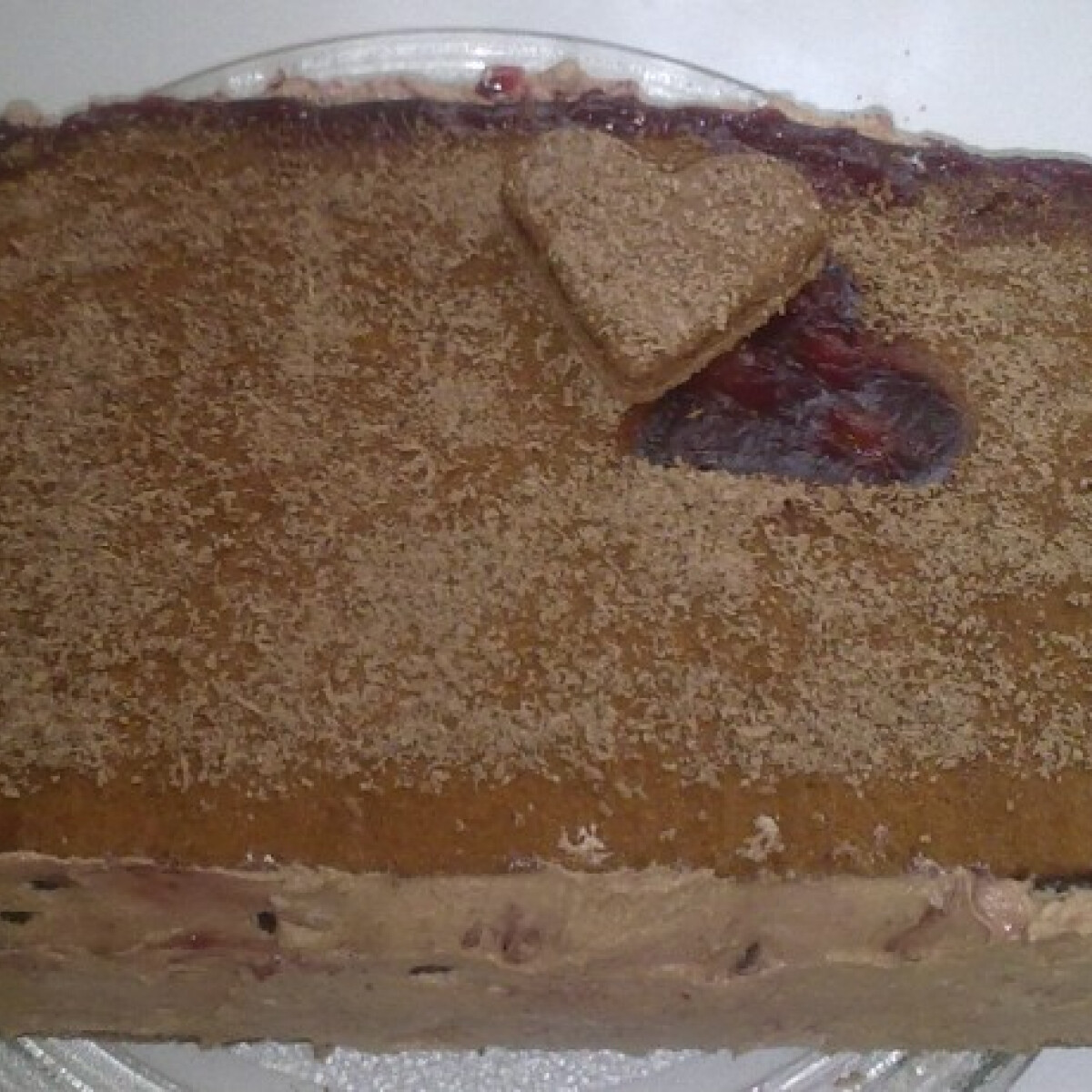 Ezen a képen: Csokis-meggyes Sündy konyhájából
