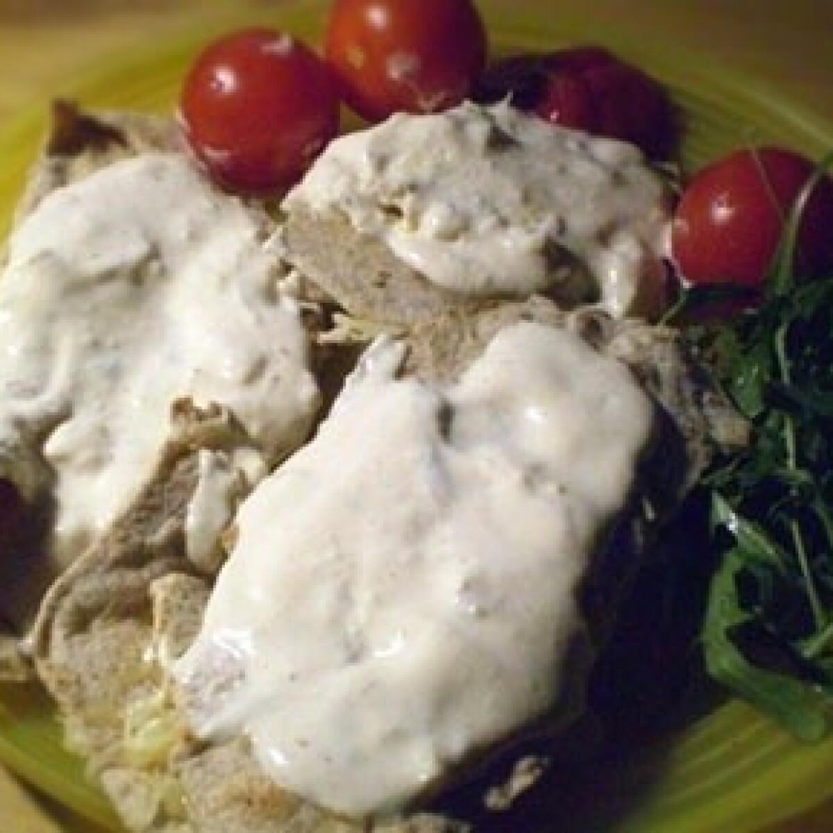 Tortilla 3. -sajtos-tejfölös