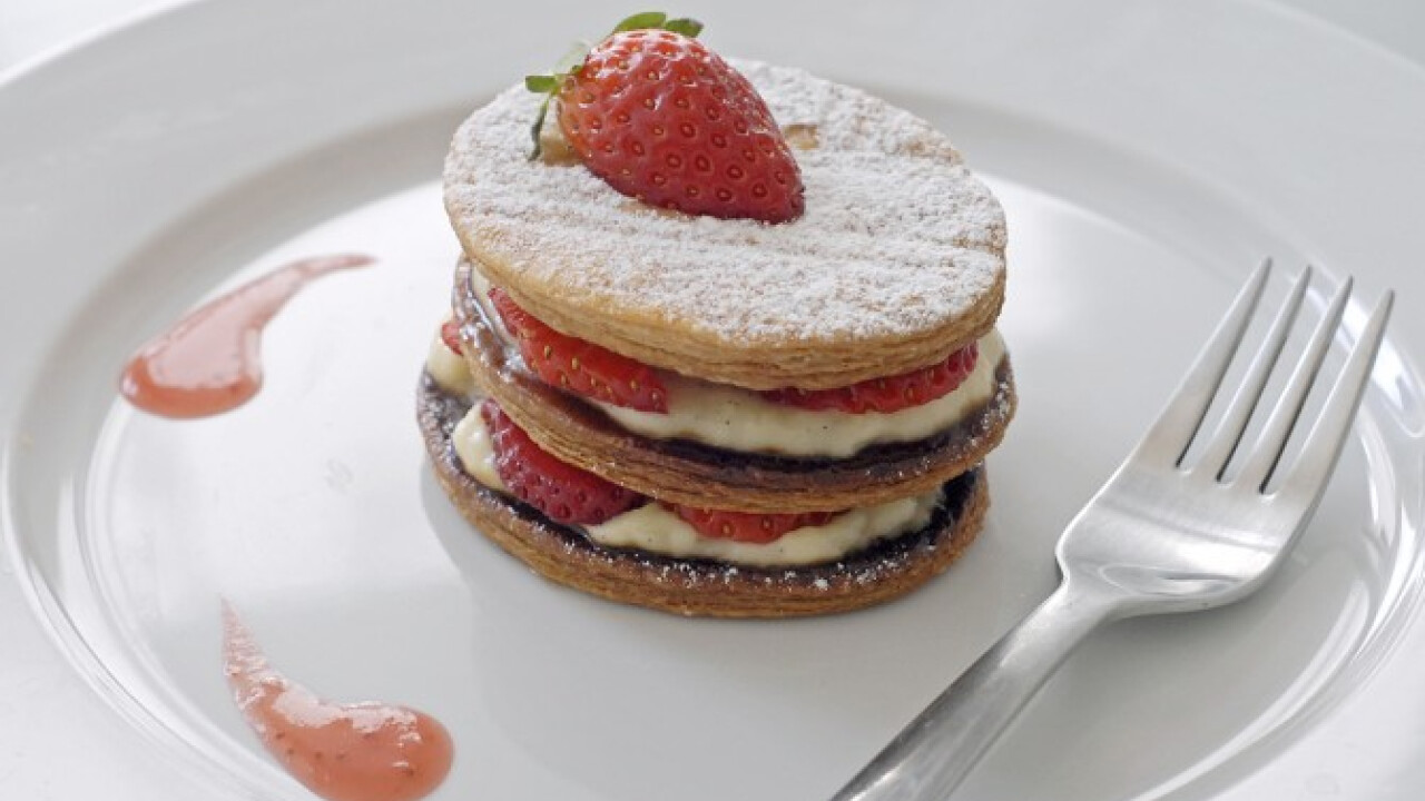 Epres mille-feuille
