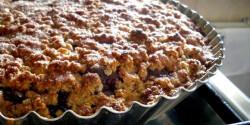 Meggyes-zabpelyhes pite egészségesen