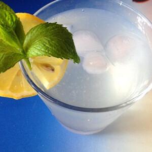 Mentás limonádé