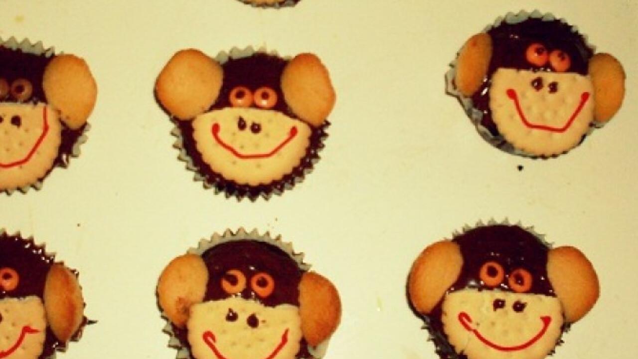 Monkey muffin