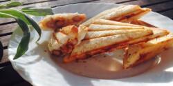 Mexikói melegszendvics