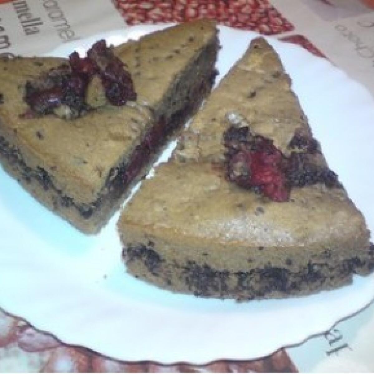 Ezen a képen: A tesók csokis sütije