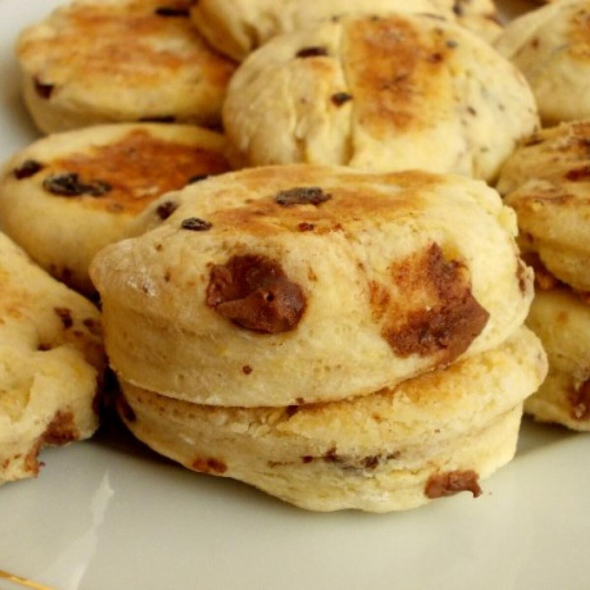 Csokis scones
