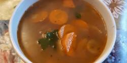Marhahúsleves Rita konyhájából