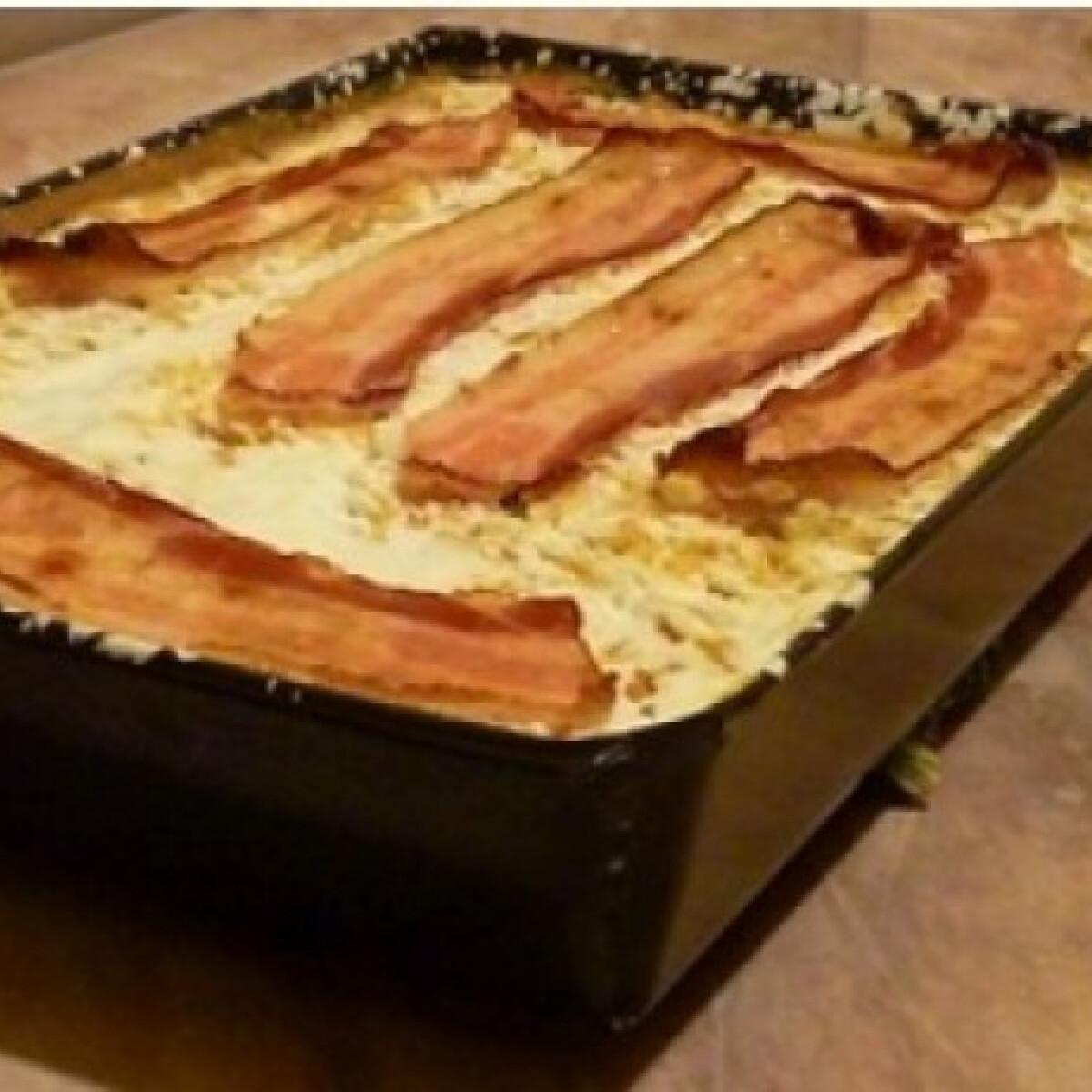 Ezen a képen: Húsos-rakott káposzta 6. - rizs nélkül