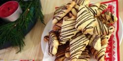 Karácsonyi kókuszos keksz