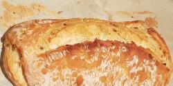 A tökéletes hagymás kenyér egyszerűen