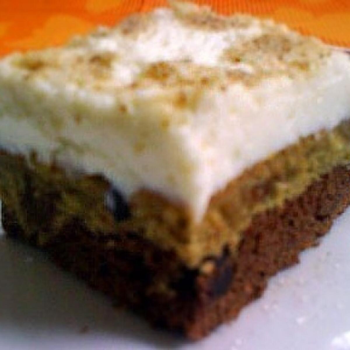 Ezen a képen: Latte Macchiato kocka