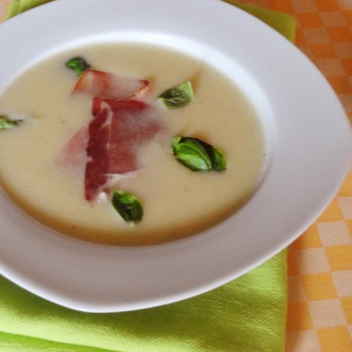 Sülthagyma-leves