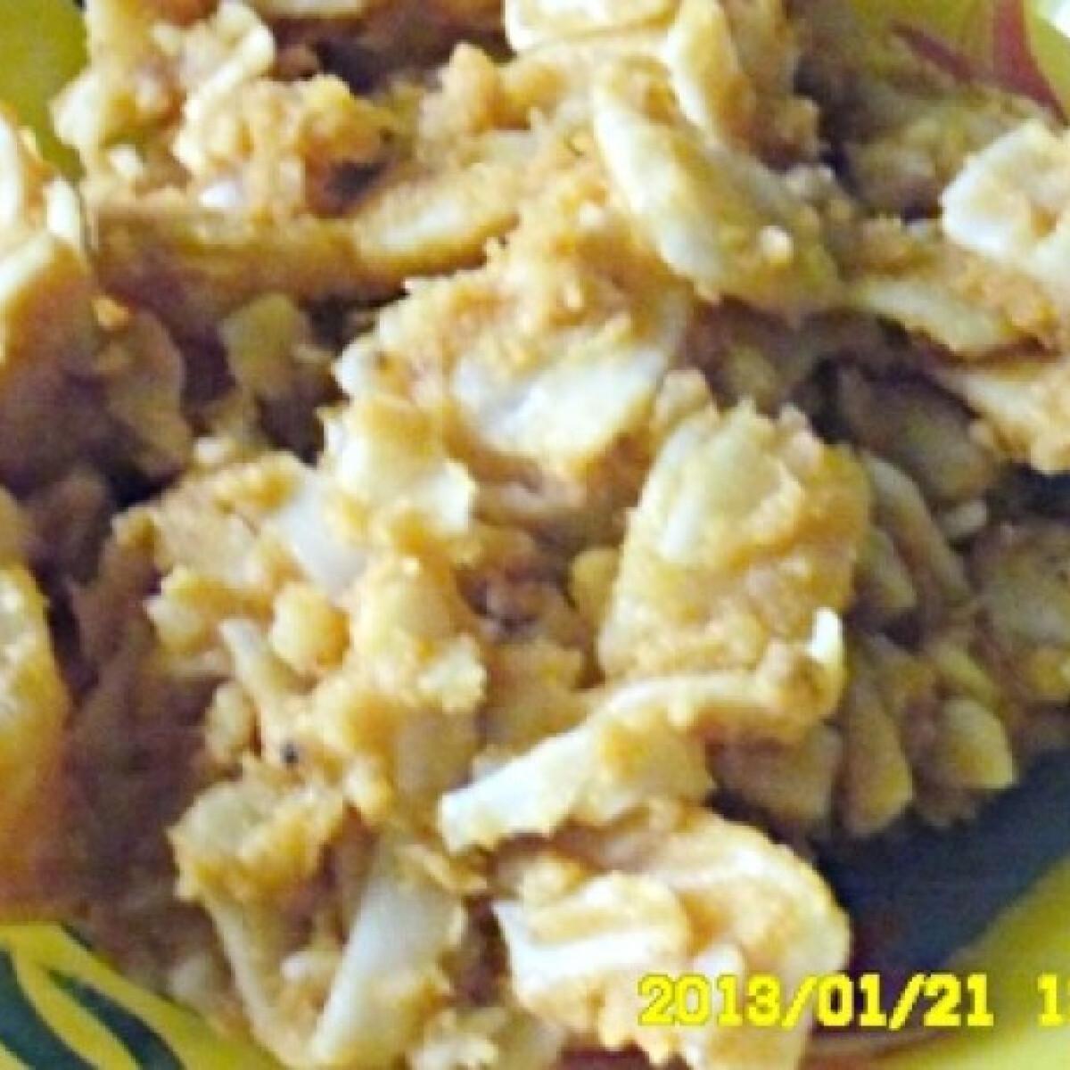 Ezen a képen: Krumplis tészta ahogy helena készíti