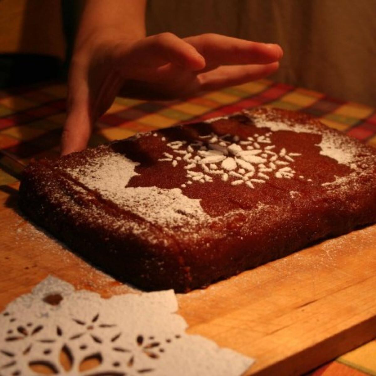 Ezen a képen: Adventi kenyérpuding