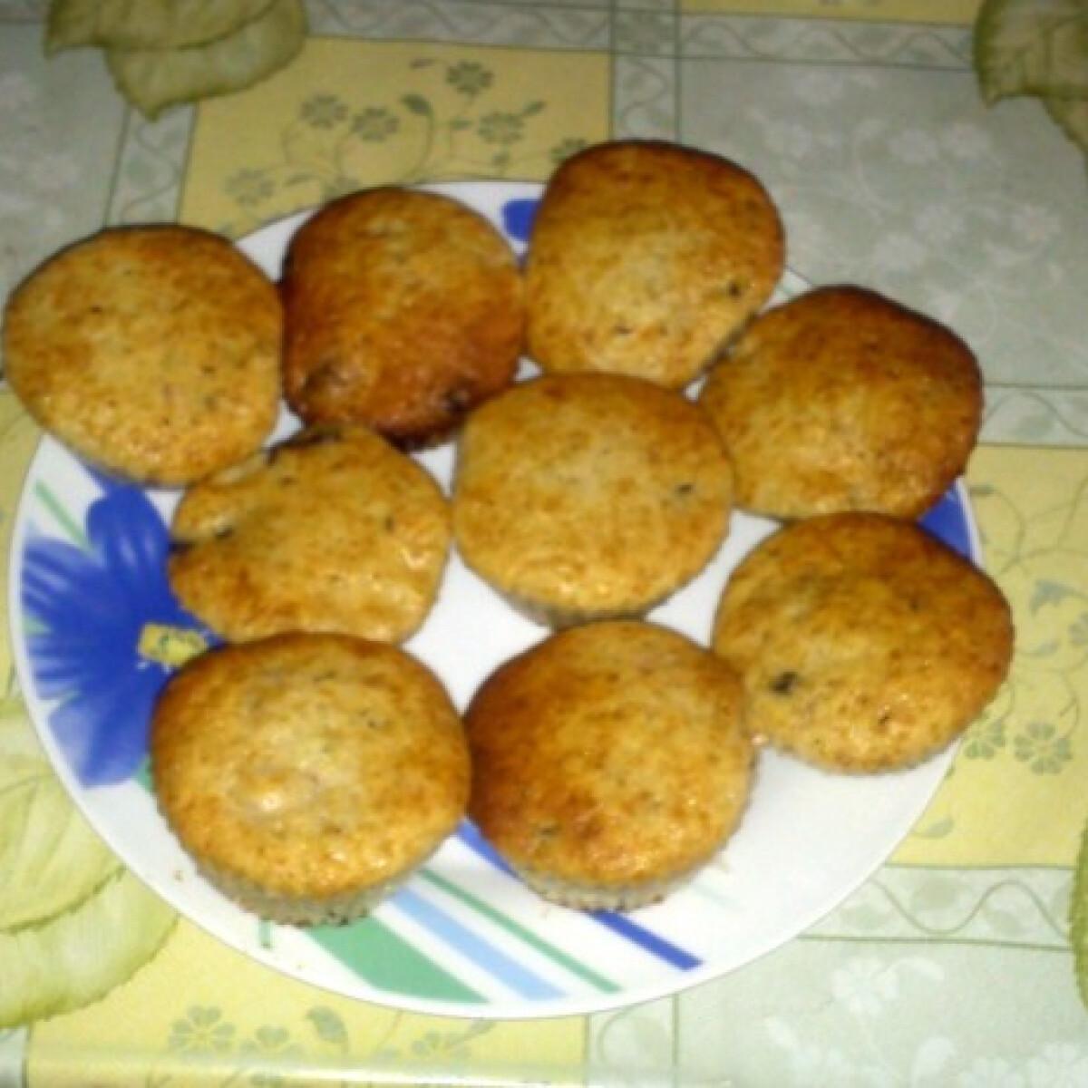 Ezen a képen: Alap muffin DDAngel konyhájából