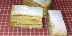 Citromos torta (tej-, és tojásmentes)