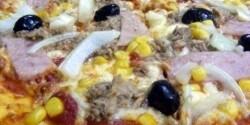 Pizza mix -Tonhalas pizza 2.