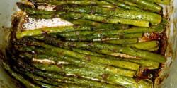 Borsos-citromos zöldspárga