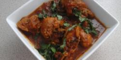 Csirke curry