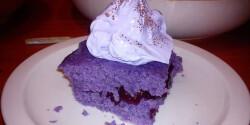 Lila süti mikróban