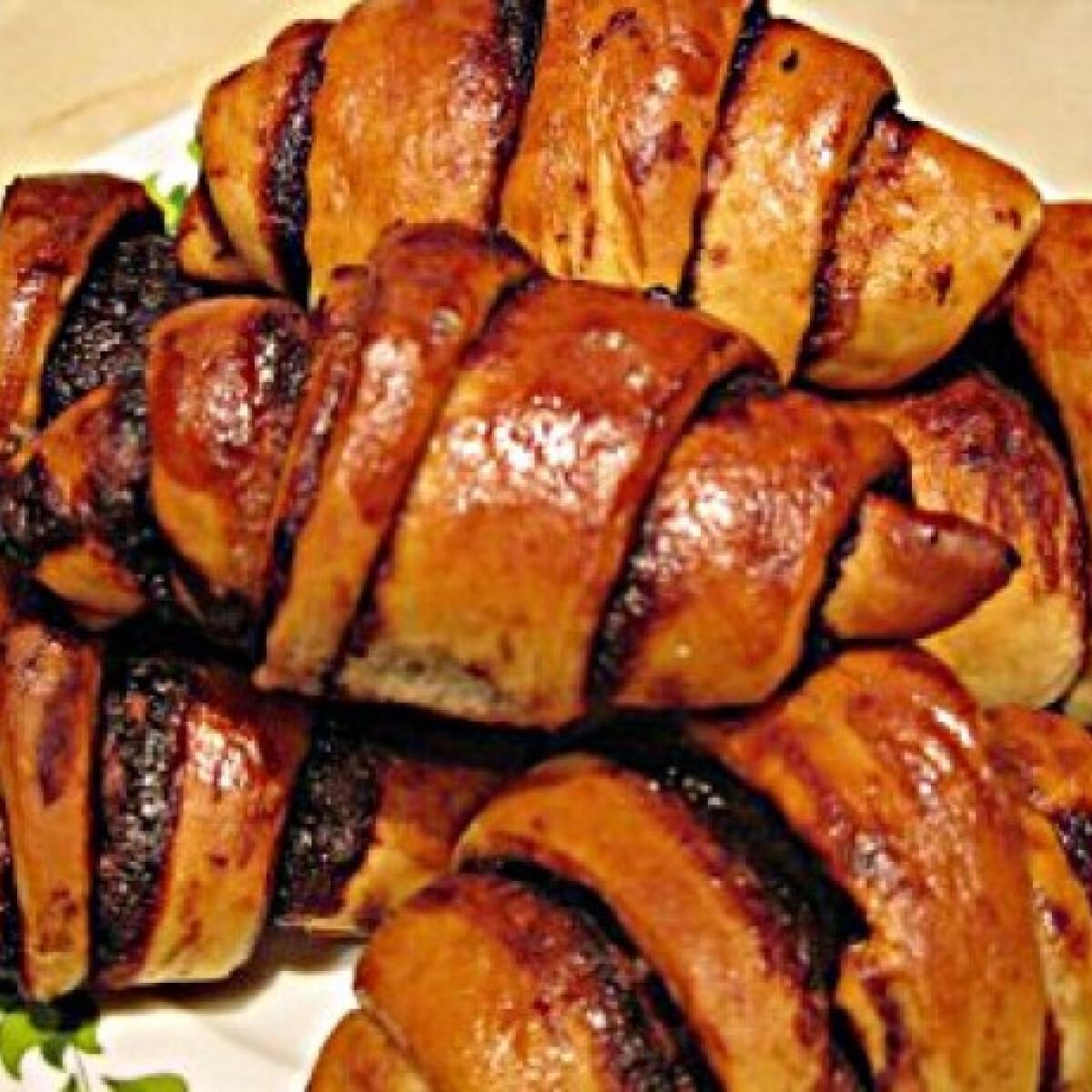 Kakaós tekercs Katharosz konyhájából