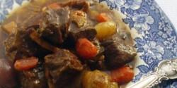 Vörösboros marhahús