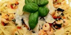 Rákos spagetti Balazs konyhájából