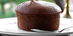 Csoki soufflé ahogy chloedejonge készíti