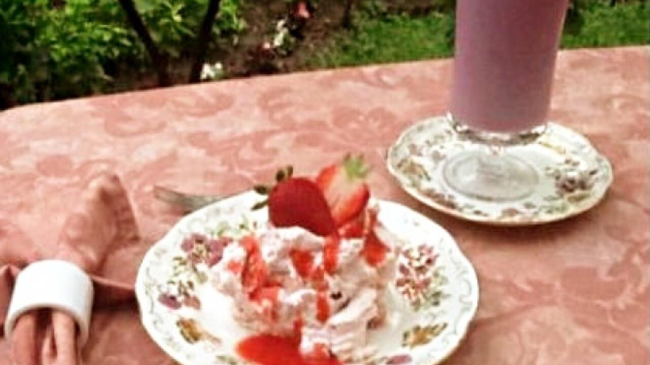 Epres-tejszínes babapiskóta