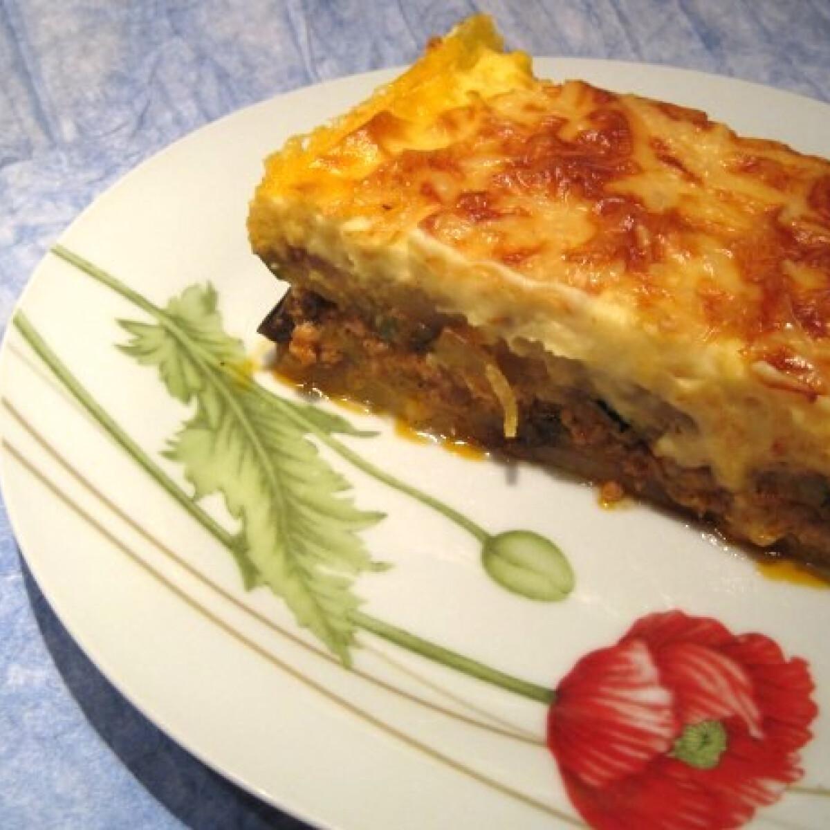 Muszaka Katharosz konyhájából