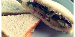 Halas krém szendvicshez vagy salátának