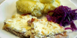 Tejfölös-baconos csirkemell