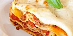Villámgyors lasagne