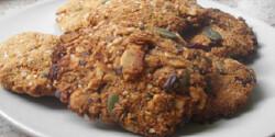 Aszalt gyümölcsös keksz Epcsi konyhájából